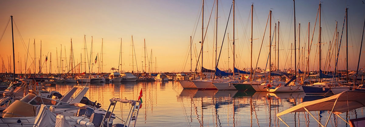 Sail Boat Dock