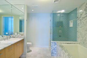 Privé Swiss Villa at Waters Edge Luxury Bathrooms