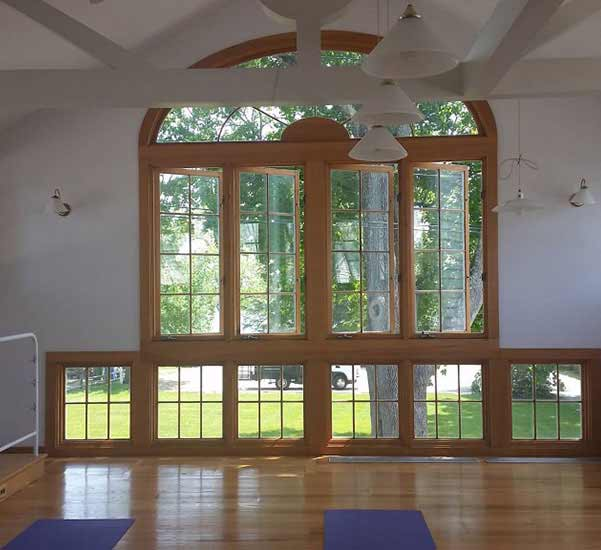 Fitness on the Water - Upstairs Waterview Meditation Yoga Space